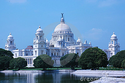 Victoria Memorial, Kolkata (Calcutta), India