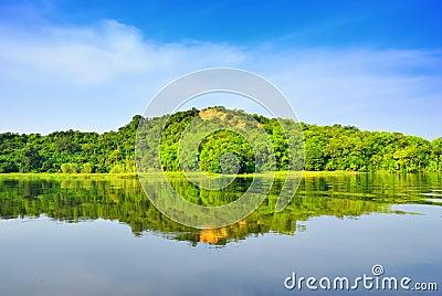 Victoria Nile, Uganda