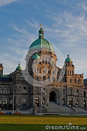 Victoria Parliament House Canada