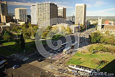 Victoria Square, Adelaide, South Australia
