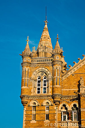 Victoria Terminus Tower