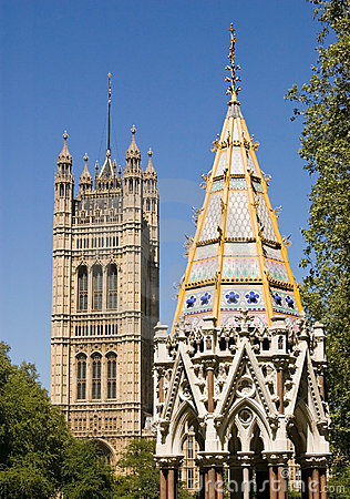 Victoria Tower Gardens, Westminster