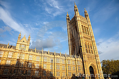Victoria Tower, Houses of Parliament