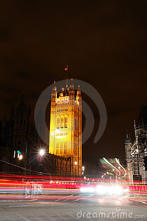 Victoria tower - London United Kingdom