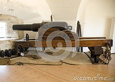 Victorian artillery