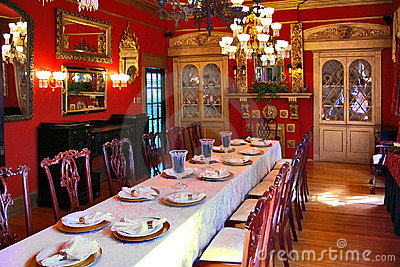 Victorian Banquet