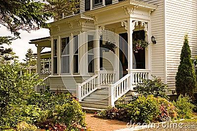 Victorian doorsteps