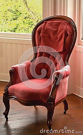 Victorian era chair