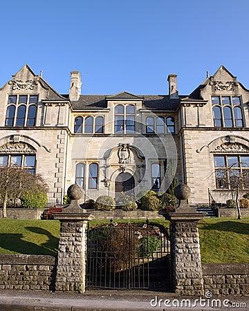 Victorian Era Mansion