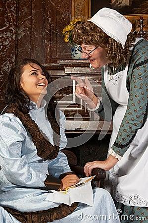 Victorian gossip