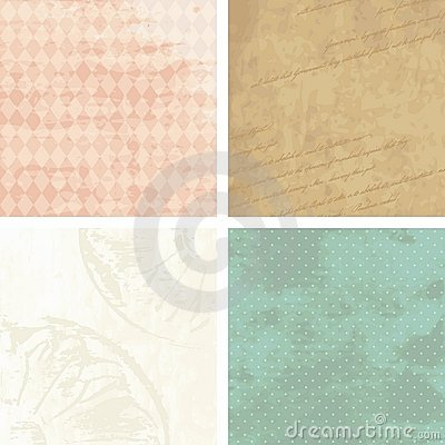 Victorian Grunge Backgrounds Royalty Free Stock Photography - Image: 20771867