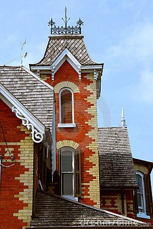 Free Victorian House Stock Photography - 1386382