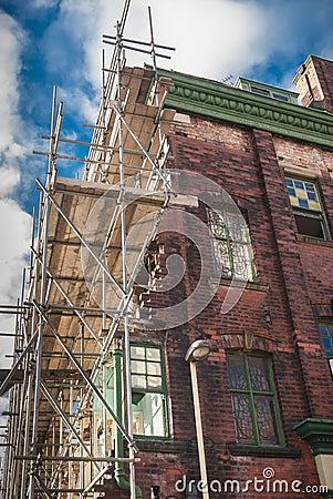 Victorian House Repair