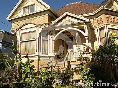 Victorian House San Jose