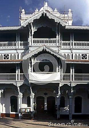 Victorian house, Zanzibar