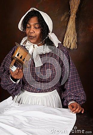 Victorian housework