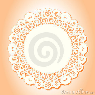 Victorian Lace Doily