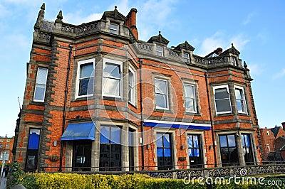 Victorian manor house York England