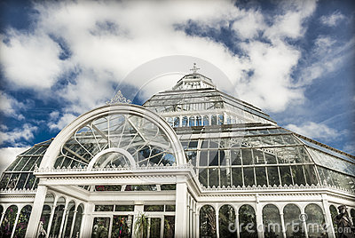 Victorian Palm House