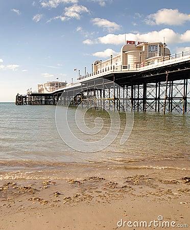 Victorian pleasure pier