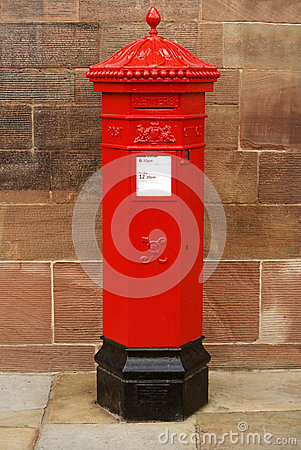 Free Victorian Post Box Royalty Free Stock Images - 31648609