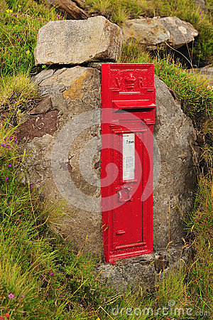 Victorian post box, Scotland