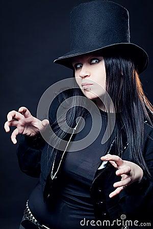 The Victorian sorcerer