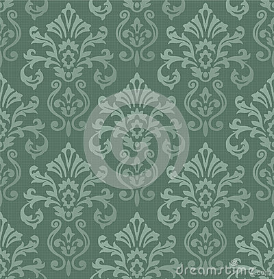 Victorian Wallpaper Tiled Image