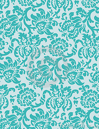Victorian Wallpaper Vector 2