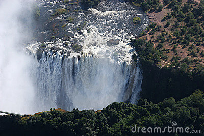 Victoriawaterfalls