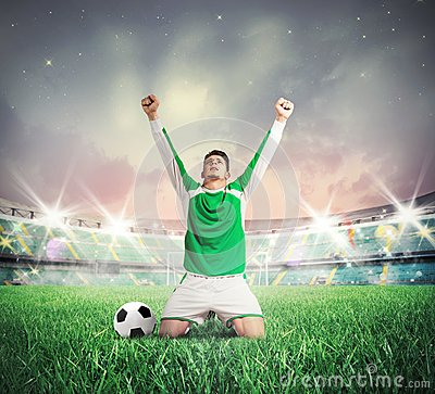 Free Victory Stock Photos - 41668213