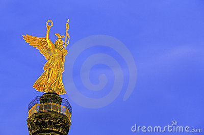 Victory Column- Berlin, Germany