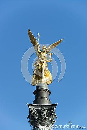 Victory column Munich