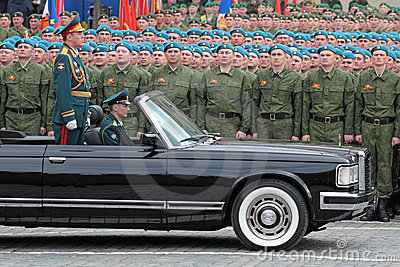 Victory Day 2011 Editorial Photo