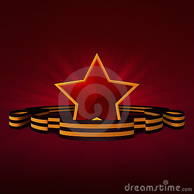 Victory day Red Star