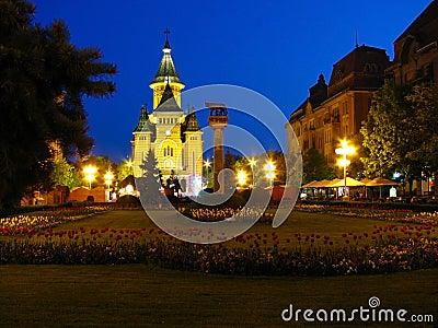 Victory square, Timisoara