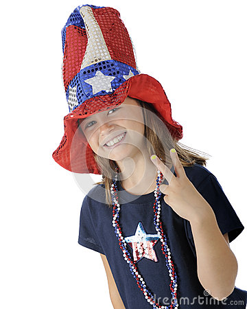 Victory for Uncle Sam