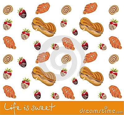 A vida é doce