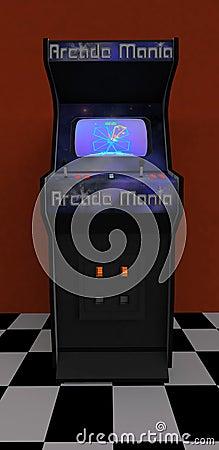 Video Arcade 1