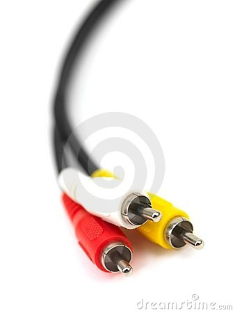 Free Video Cables Stock Photo - 15748990