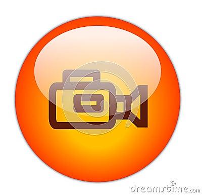Free Video Camera Royalty Free Stock Photo - 4323895