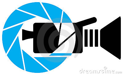 Video Camera Logo Royalty Free Stock Photos - Image: 16882058  Video Camera Lo...