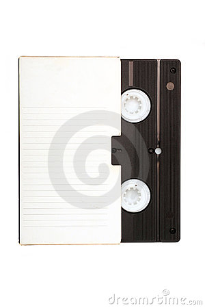 Free Video Cassette Tape Stock Photo - 4722590