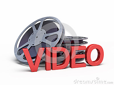 Video concept symbol