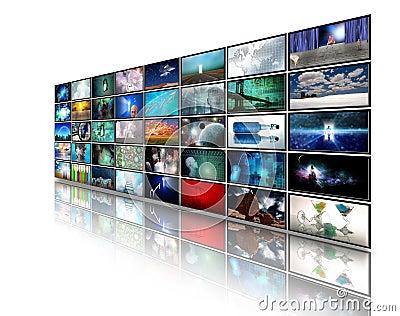 Video displays