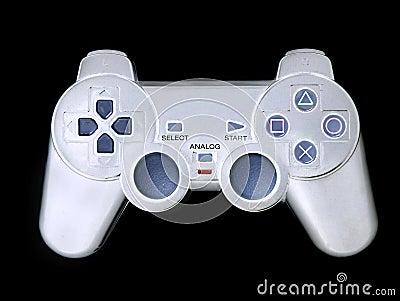Video game controller Editorial Photo