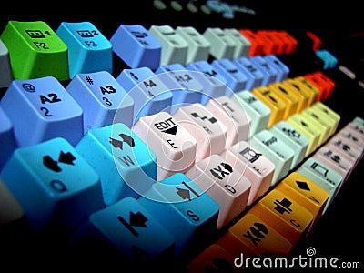 Video Keyboard