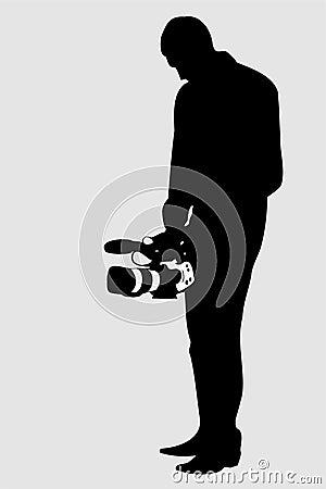 Free Video Operator Stock Photo - 474670