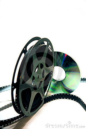 Free Video Transfer 2 Royalty Free Stock Image - 506376