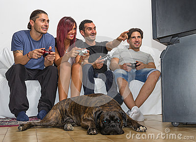 Videogame and fun